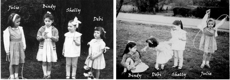 BnP 1963 girls Lo