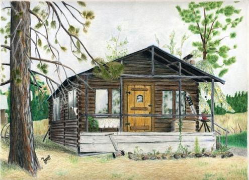 Cabin drwg 8in075ppi